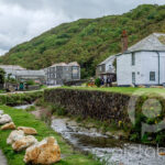 Boscastle – River Valency